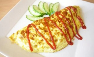 omelete fácil