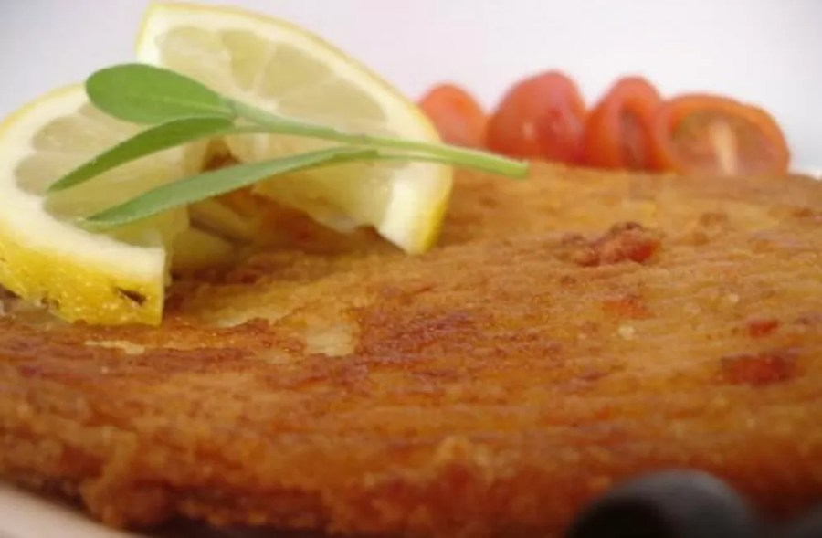 peixe arraia frita