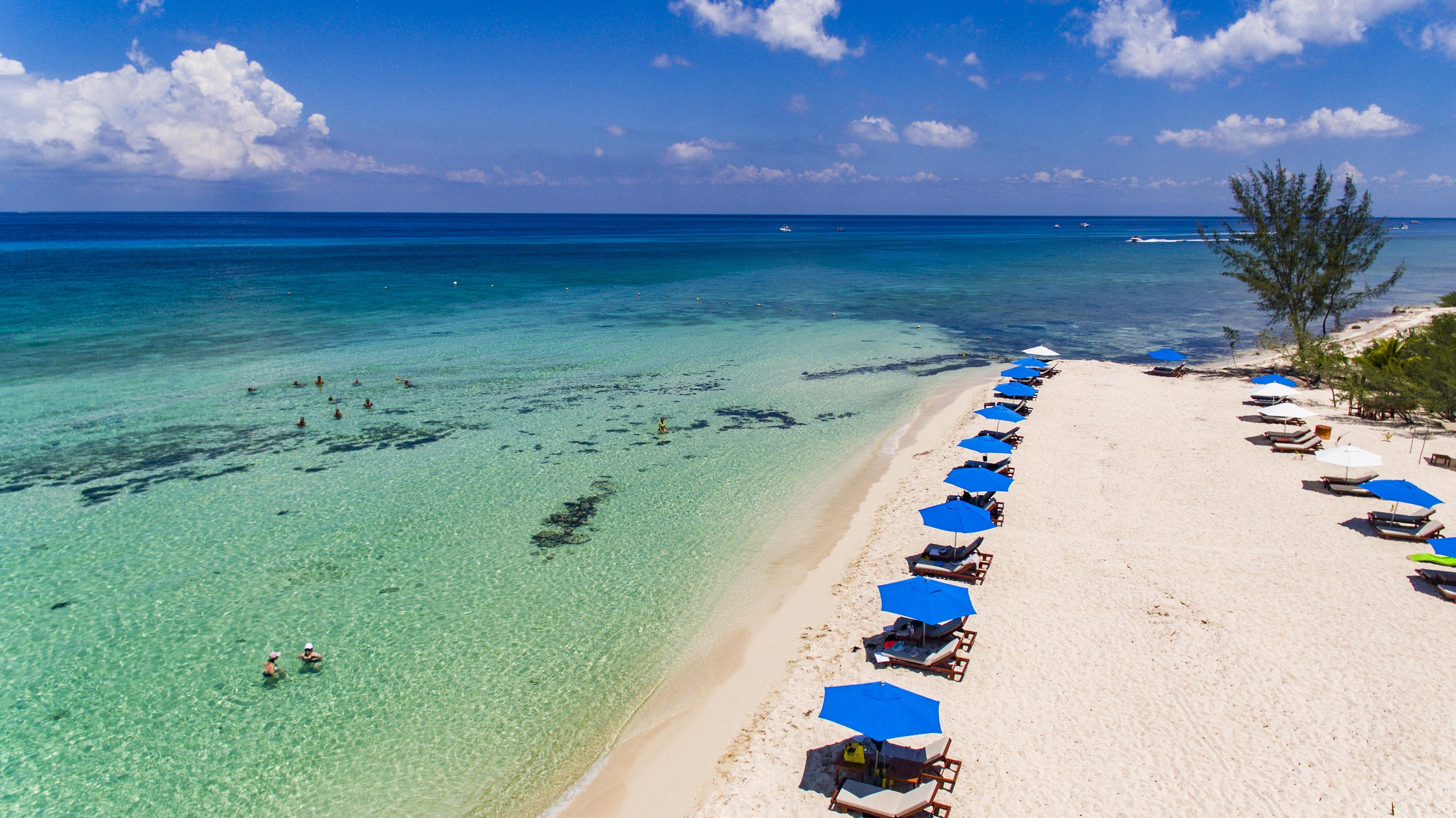 Cozumel: cuáles son sus playas sin sargazo