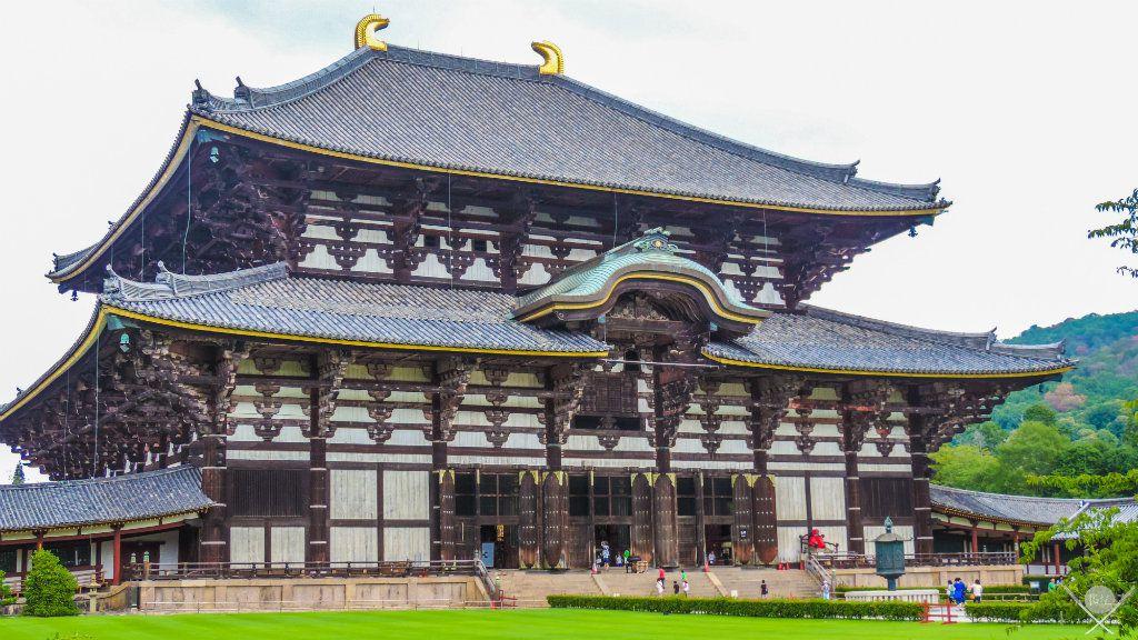 Japão_Nara_Todaiji