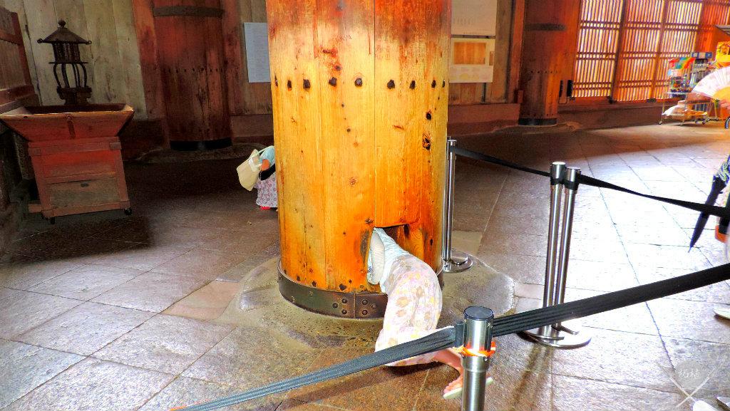 Nara Lenda Templo Todaiji