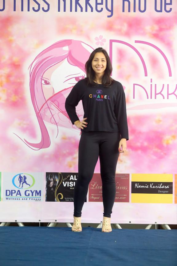 Miss Nikkey ensaio