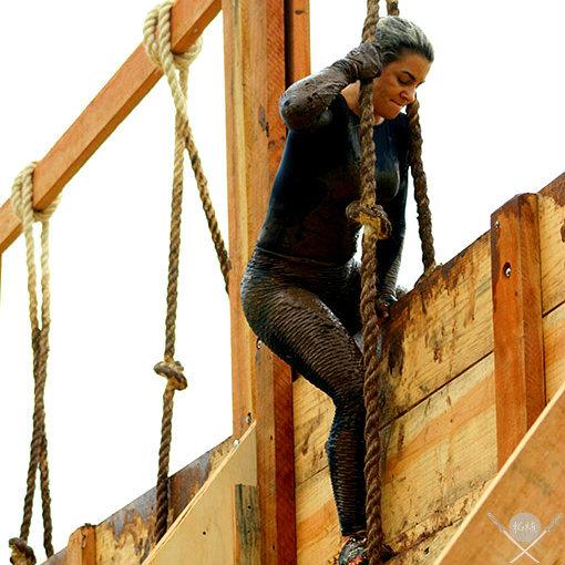 Corrida de Obstáculos - Bravus por um fio