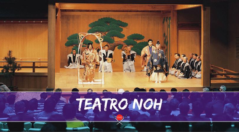 Mergulho no Teatro Japonês, entre máscaras e performances - Noh, o teatro das essências