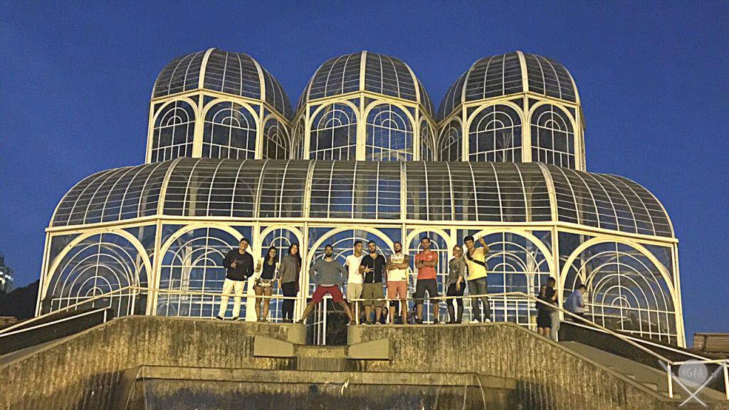 Corrida de Obstáculos - Equipe Eu te incentivo braves Curitiba 2