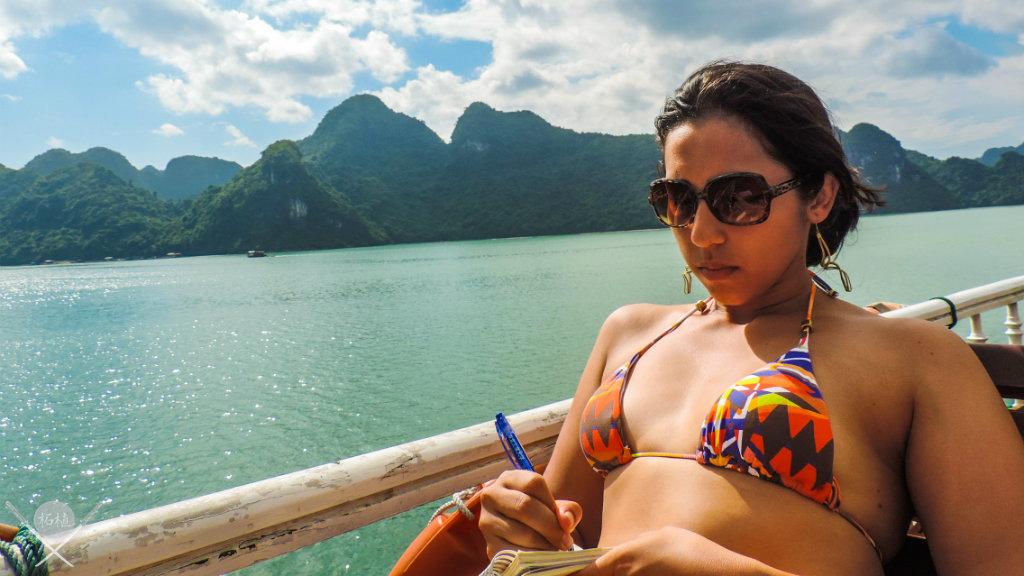 Viver de blog - Diario de viagem Vietnam