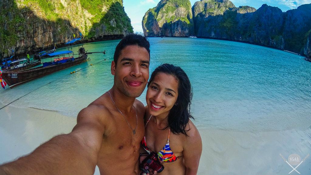 Viver de blog - Viagem Tailandia