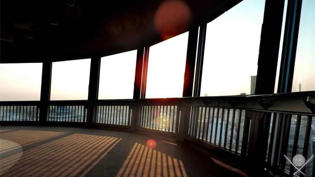 yokohama - marine tower sol