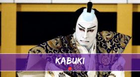 Kabuki: conheça essa forma teatral exagerada e incomum, no recatado Japão