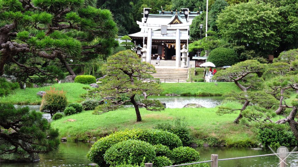 kumamoto - suizenji jojuen top3