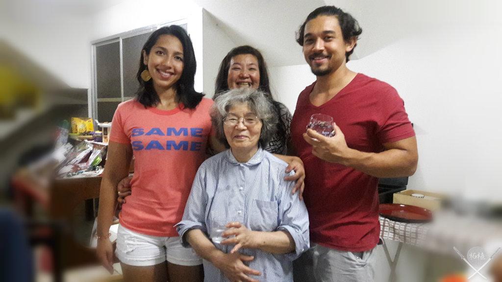 educacao japa - familia tsuge