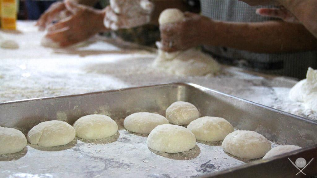 Mochitsuki - Produzindo mochi