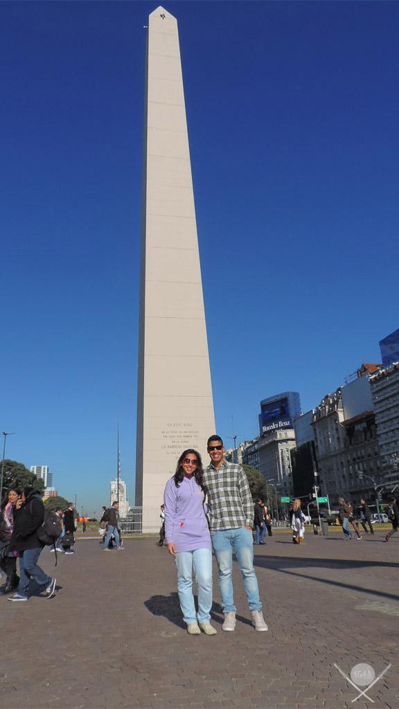Buenos Aires - Obelisco nos