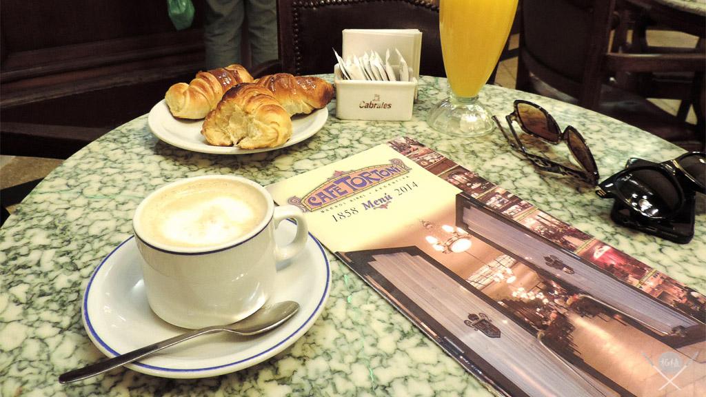 Buenos Aires - cafe Tortoni - cafe