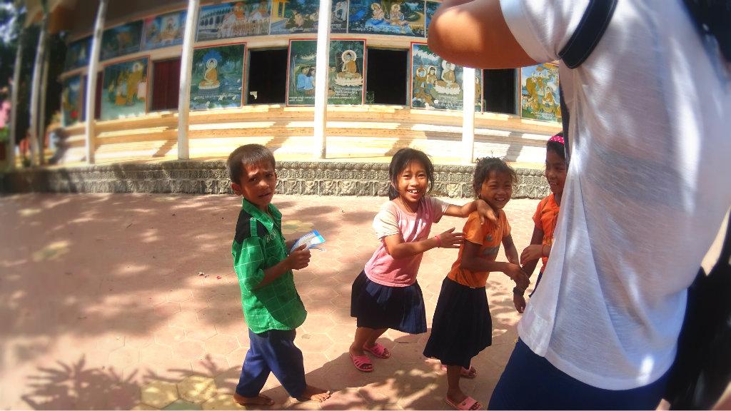 Ásia Trip - Camboja Viagem VDT