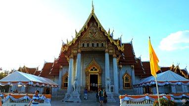 Bangkok - Thailand Wat Benchamabophit VDT