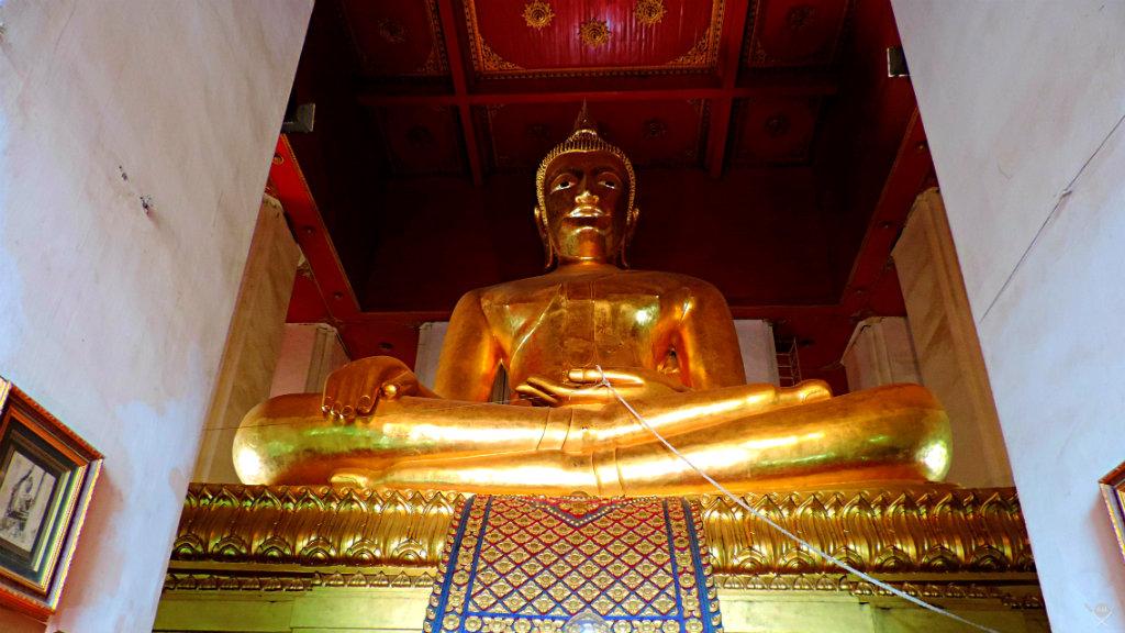 Thailand Ayutthaya Wat Panan Choeng Vida de Tsuge VDT 1024x576