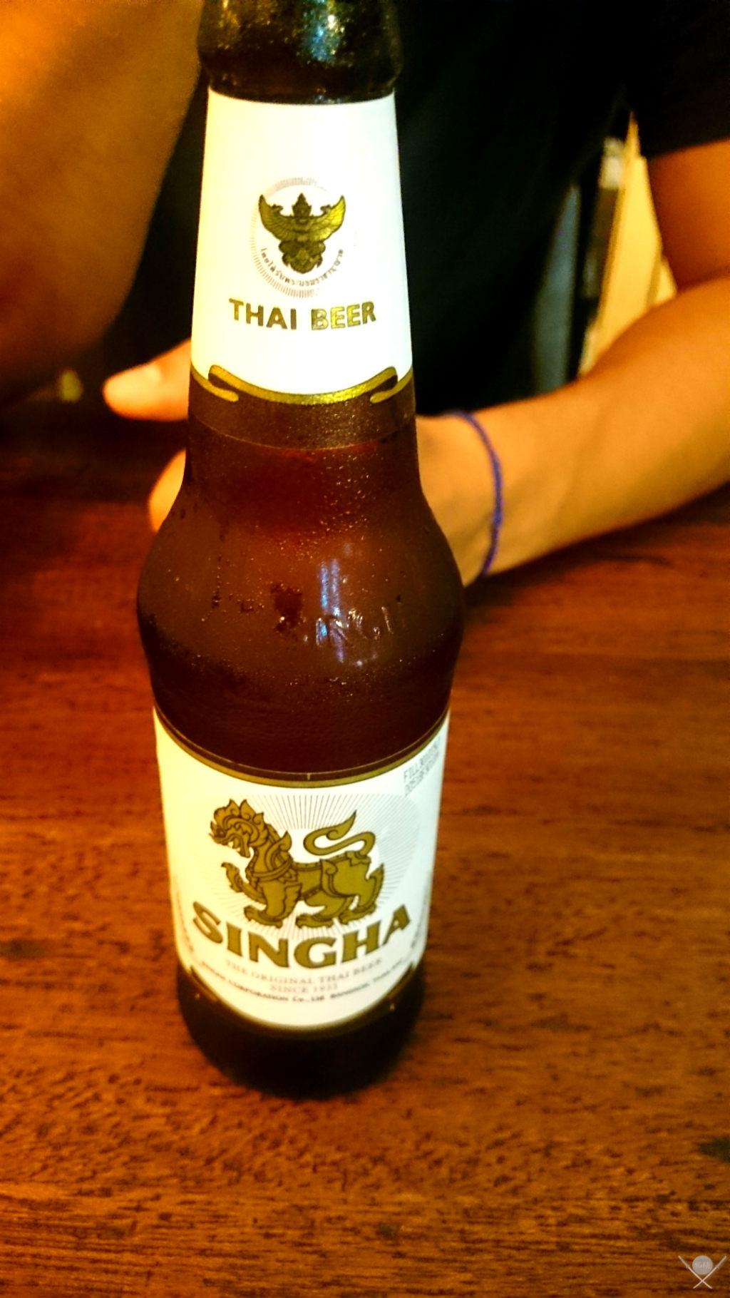 Thailand - Koh Phi Phi - Comidas 2 gingha - Vida de Tsuge - VDT