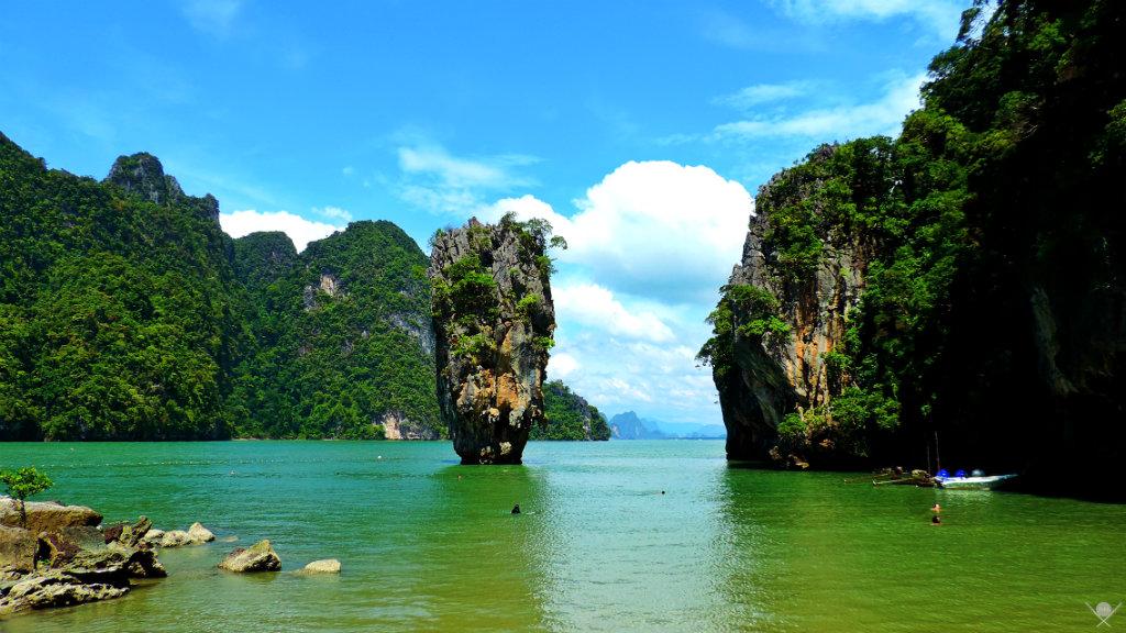 Thailand Phuket James Bond Island Vida de Tsuge VDT