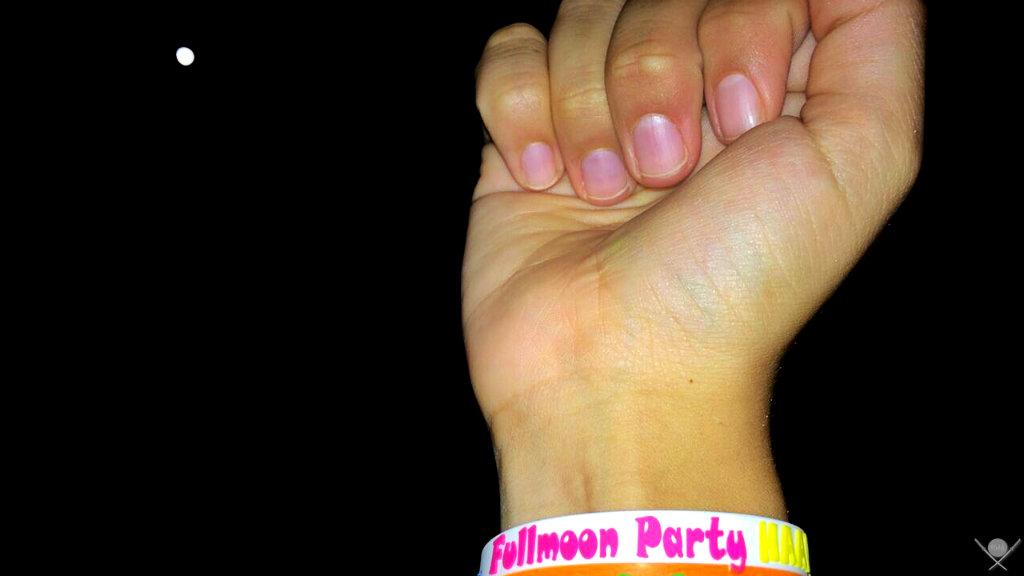 Thailand - Koh Phangan - Full Moon Party - Full Moon - Viagens - Vida de Tsuge - VDT