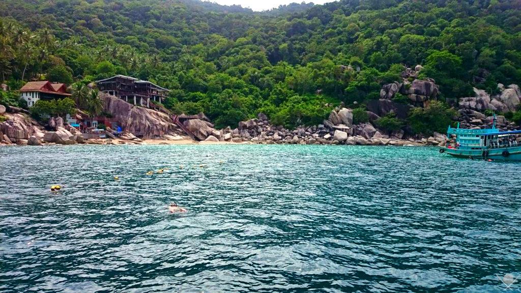 Thailand - Koh Tao - Beach 1 - Viagens - Vida de Tsuge - VDT