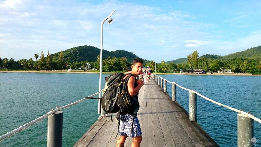 Thailand - Koh Tao - Chegada Koh Tao - Viagens - Vida de Tsuge - VDT