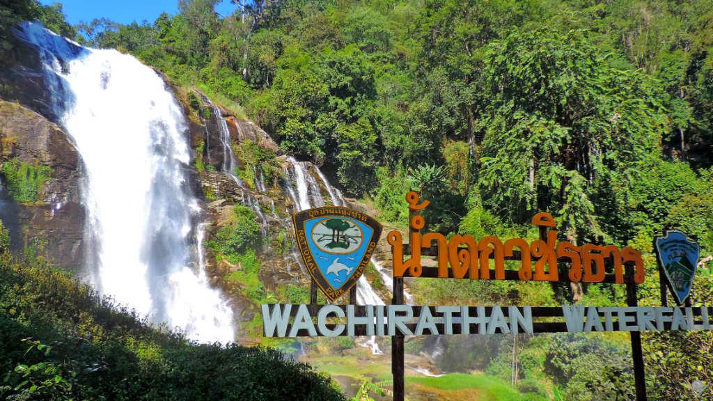 Thailand - Chiang Mai - Cachoeiras - Viagens - Vida de Tsuge - VDT