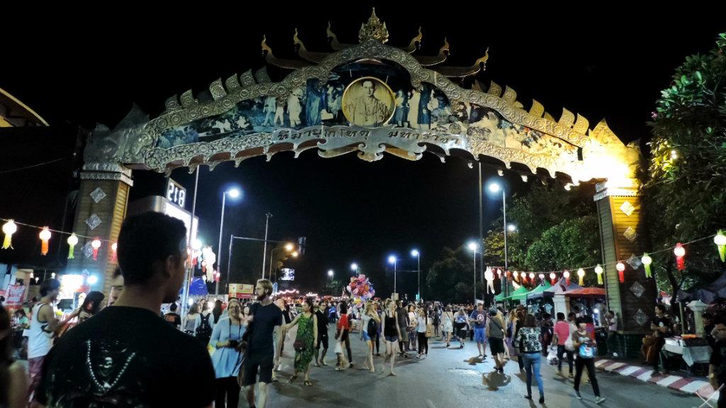 Thailand - Chiang Mai - Festas na Rua - Viagens - Vida de Tsuge - VDT