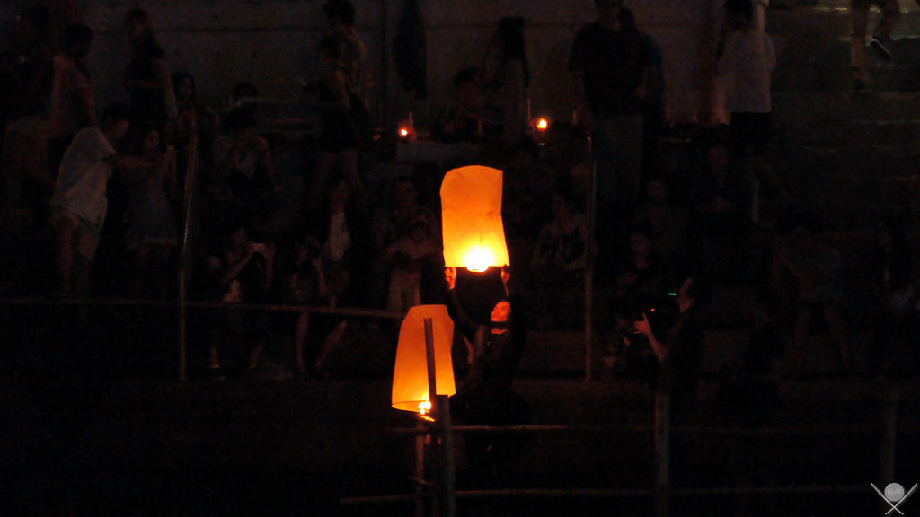 Thailand - Chiang Mai - Lanternas - Viagens - Vida de Tsuge - VDT