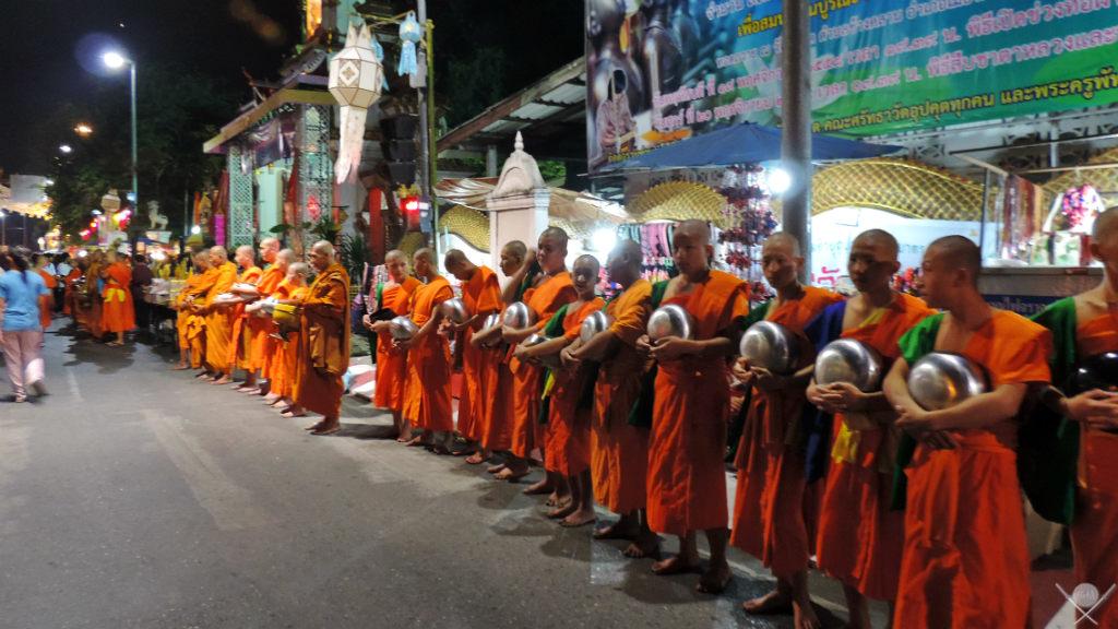 Thailand - Chiang Mai - Loy Kratong 3 - Viagens - Vida de Tsuge - VDT