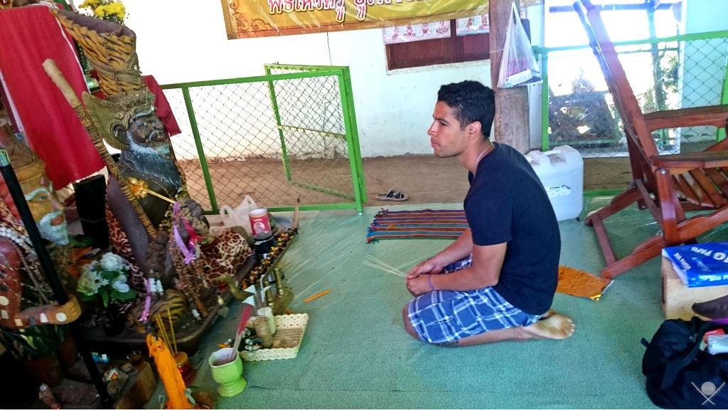Thailand - Chiang Mai - Ritual Tattoo - Viagens - Vida de Tsuge - VDT
