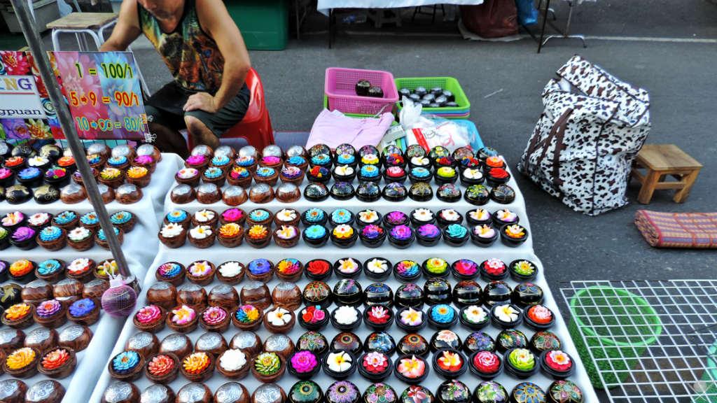 Thailand - Chiang Mai - Sunday Walking Street 2 - Viagens - Vida de Tsuge - VDT