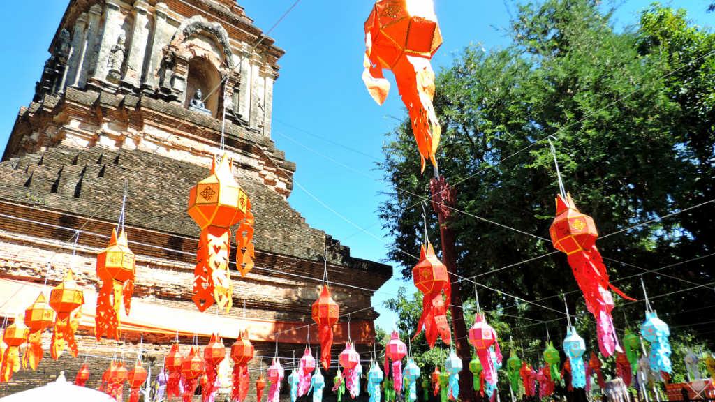 Thailand - Chiang Mai - Wat Lok Molee 1 - Viagens - Vida de Tsuge - VDT