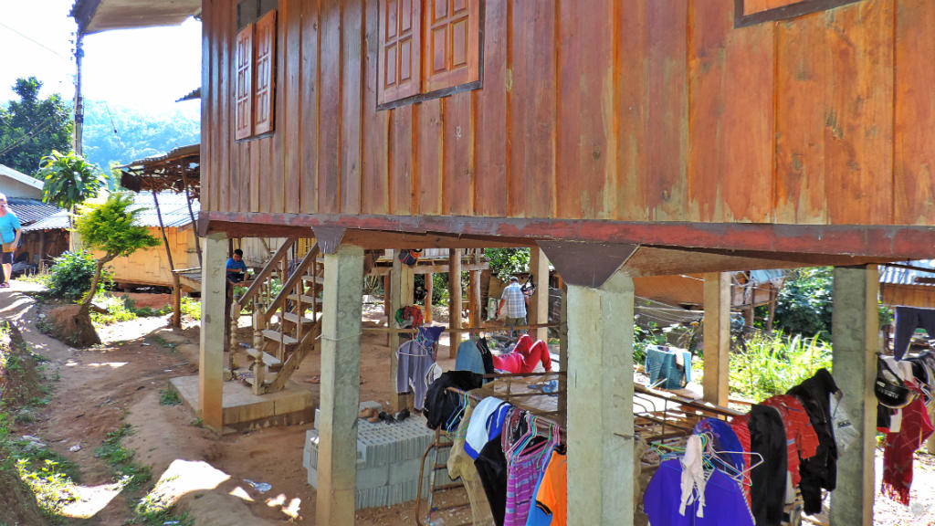 Thailand - Chiang Mai - White Karen Village 2 2 - Viagens - Vida de Tsuge - VDT