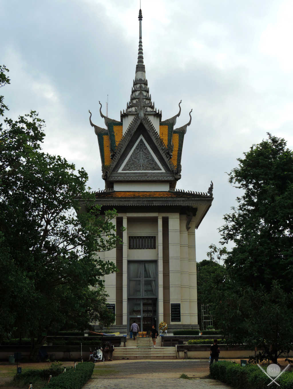 Camboja - Choeung Ek Phnom Penh - Viagem - Vida de Tsuge - VDT