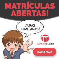 japone online matriculas abertas 2