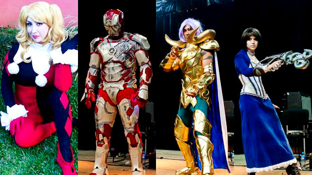 Anime - Cosplay - Next Stop - Japão - Sabedoria Oriental - Vida de Tsuge - VDT
