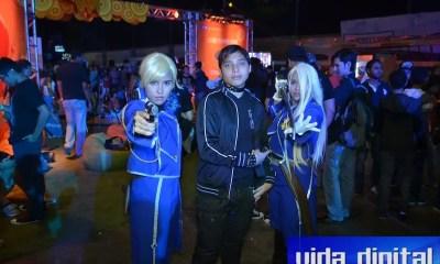 Cosplay en I-CON 2013