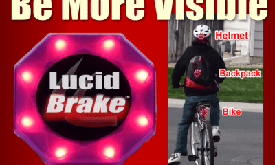 Lucid Brake Light