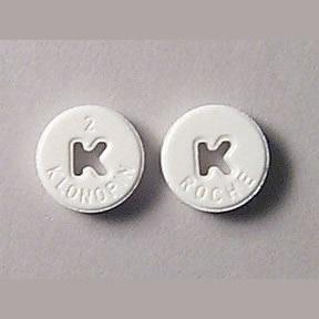Klonopin 2mg Tablets