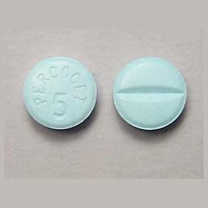 Oxycodone Acetaminophen Combination