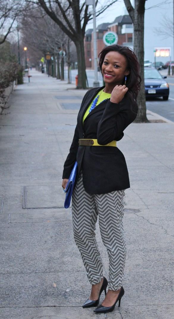 Vida Fashionista Greens and Blue4