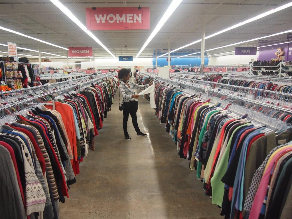 Savers Thrift
