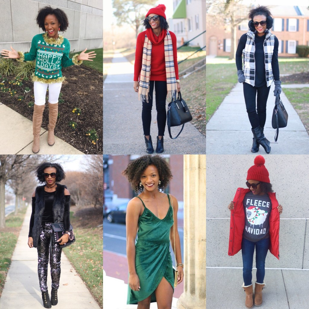 2016 Holiday Outfit Ideas