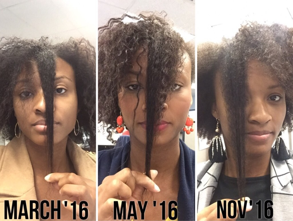 One Year Natural Me