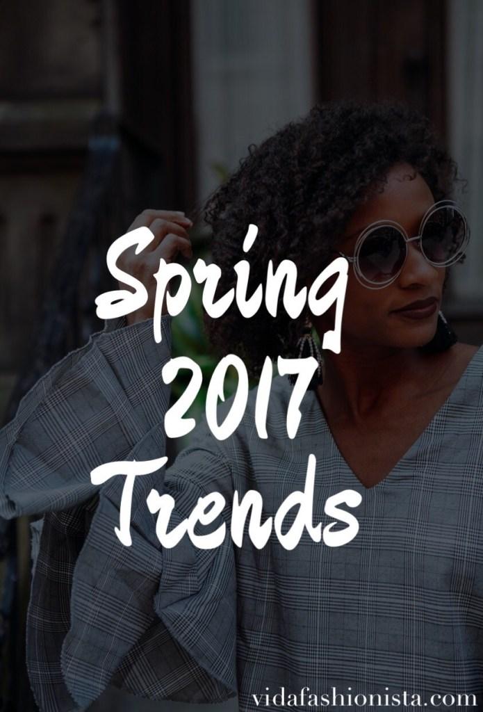 WTWW: Spring 2017 Trends
