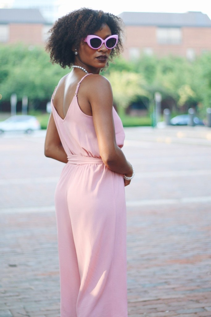 Cropped Culotte Jumpsuit8