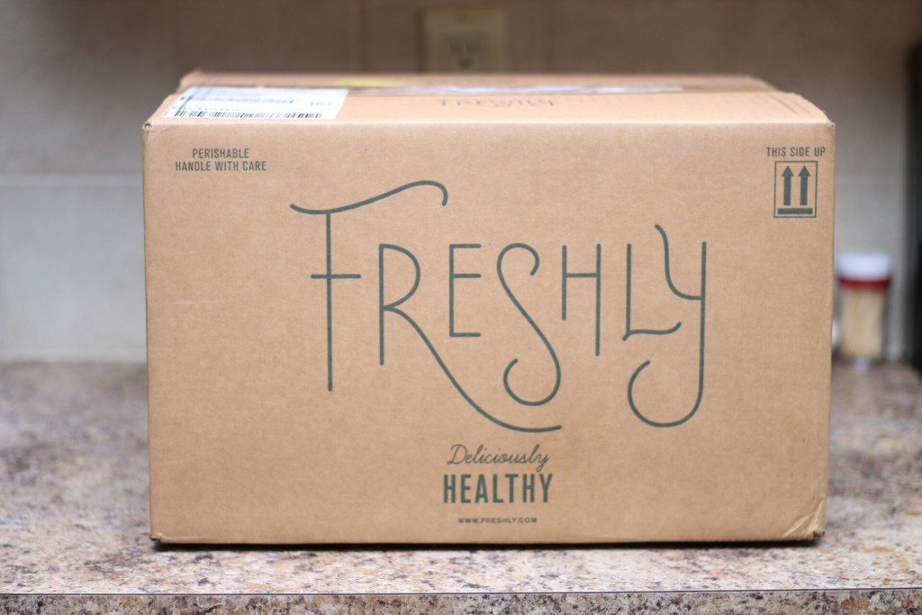 Introducing Freshly1