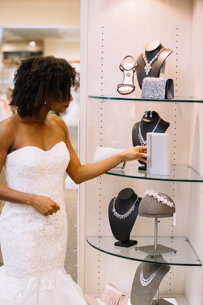 Bridal Accessories w/ David's Bridal