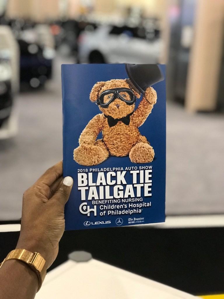 2018 Black Tie Tailgate